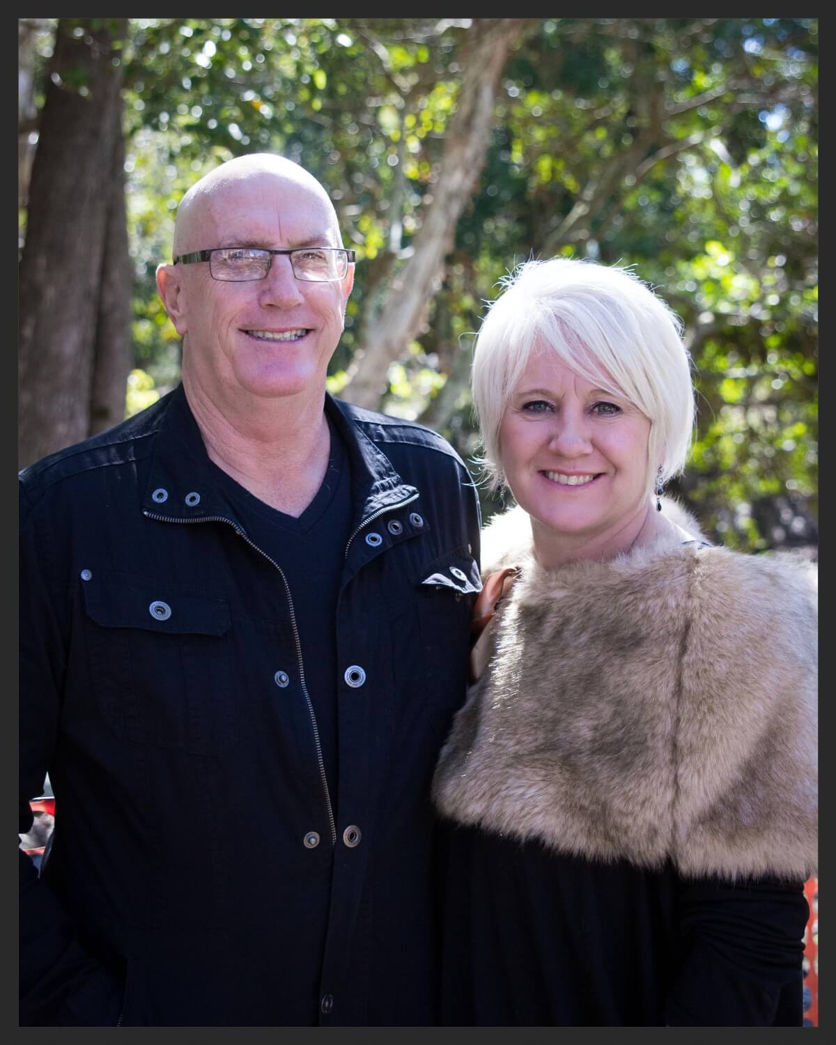 Ps Peter and Linda Grieve